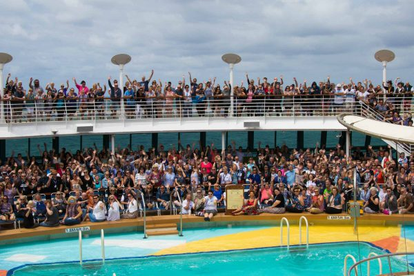 Sail Away Group Photo