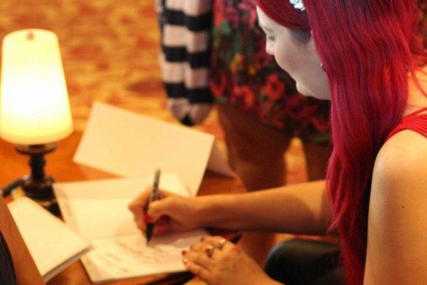 Artist Signing