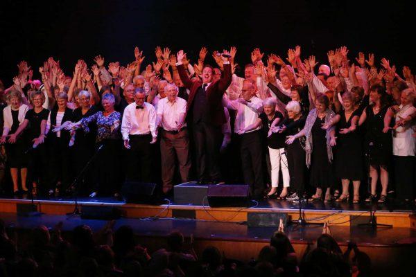 Onboard Passenger Choir